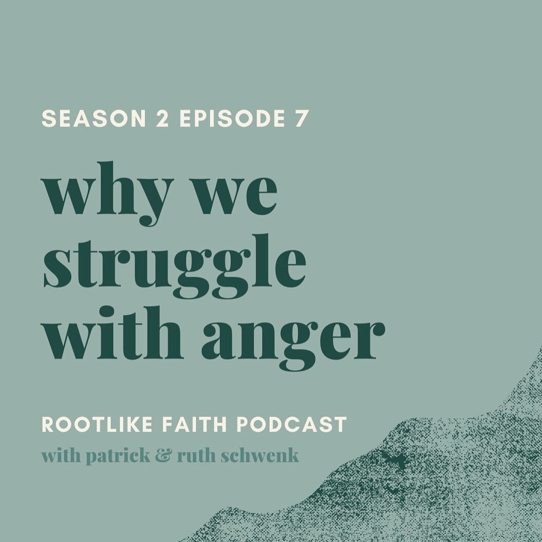 ANGER. The one topic that resonates every single time we talk about it or write about it. I guess it is because there are a lot of us who struggle with anger. And maybe not even the explosive anger but the simmering irritation that is always ready to bubble over.😔   On Rootlike Faith, we have been journeying through Lent together with the hopes of entering into Easter more like Jesus than before, and that's why we chose to talk about anger for the next two weeks. Anger is something that has to be dealt with at the heart level.🙏🏼 Today we are going there. We will separate the difference between righteous and unrighteous anger, talk about why anger is so natural to ALL of us, and ultimately the hope that exists in the struggle! Then, next week we'll be digging into the root of our anger and ways we can overcome it.🙌 Join us at the link in my bio!