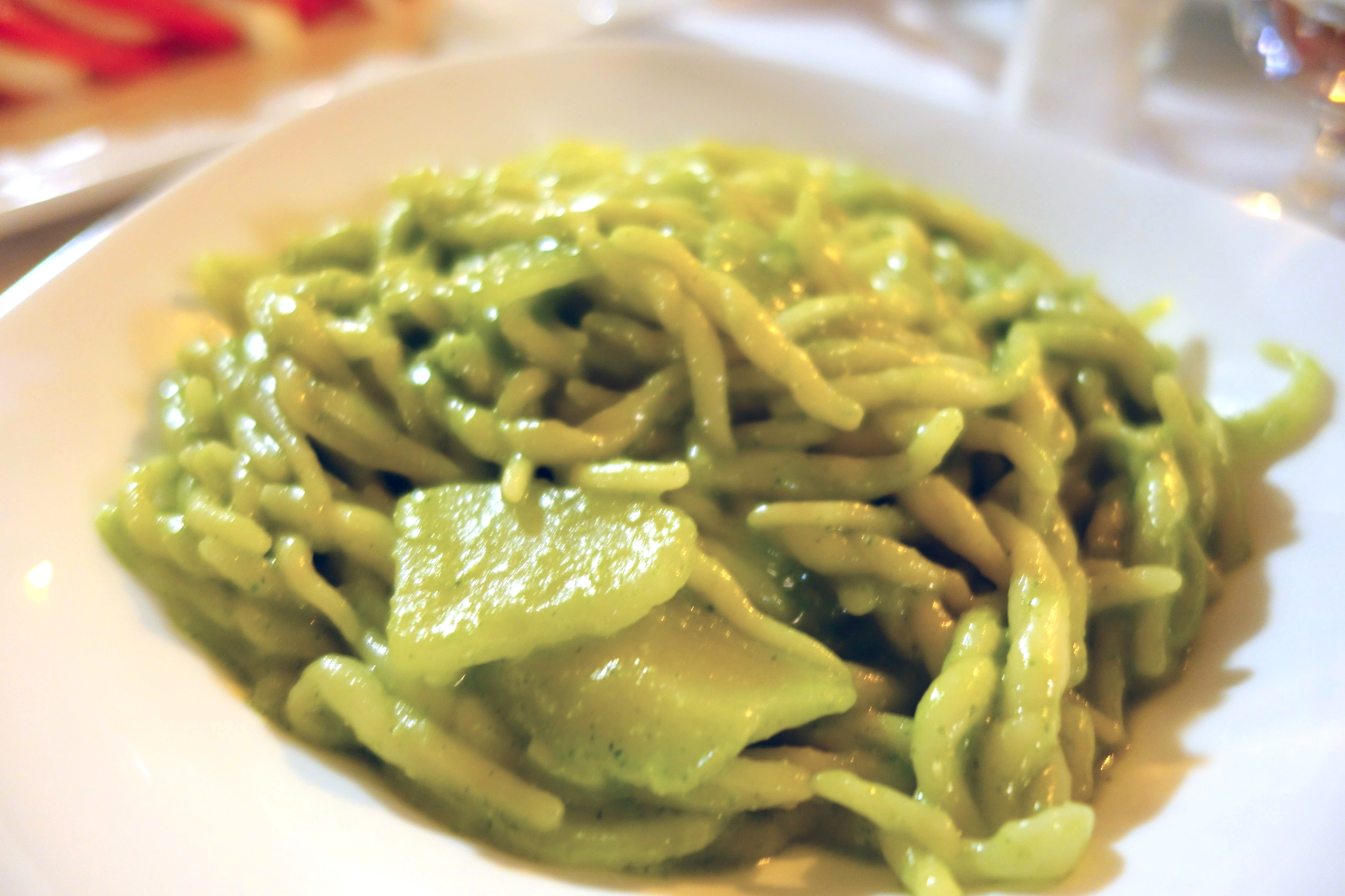 pesto everything!