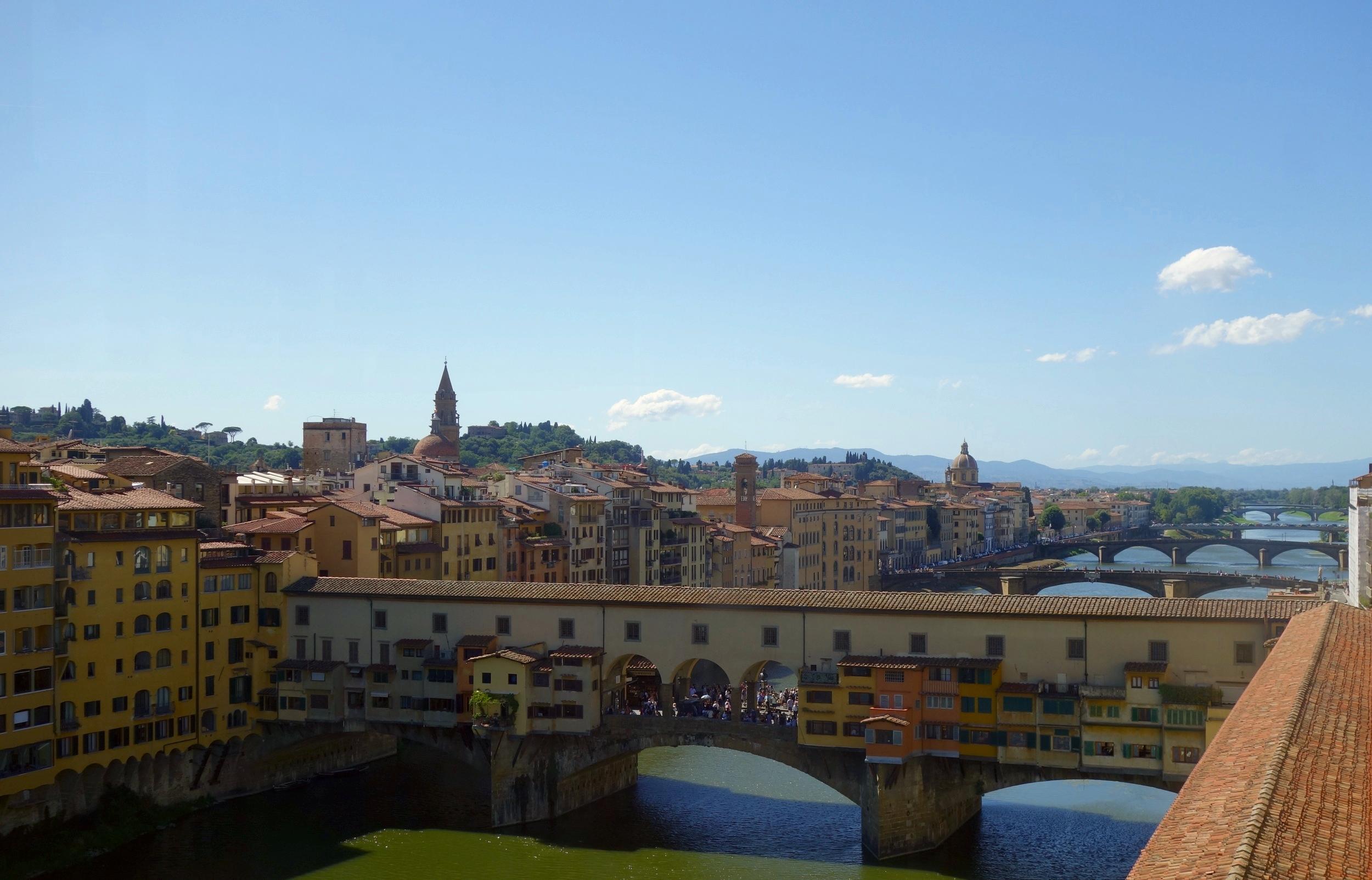 Pont Vecchio Bridge