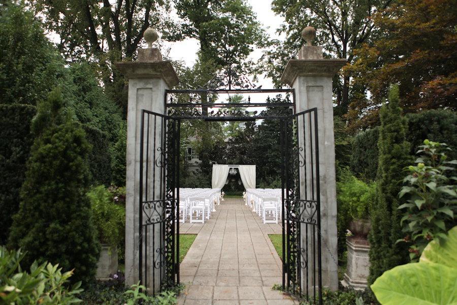 The Gardens, Outdoor Wedding, Whitehall, Louisville, KY