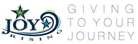 Alternate Joy Rising Banner Style Logo