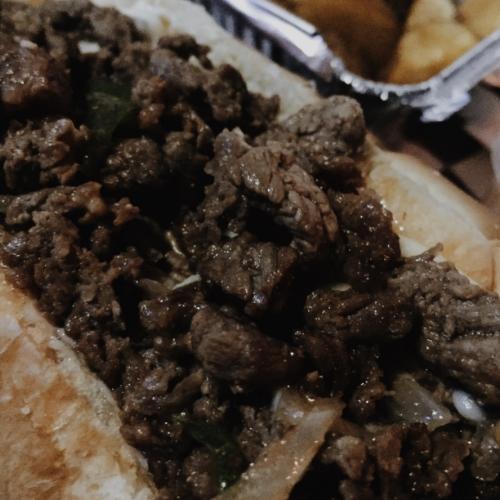 bbq & cravings PhillyGidi Cheesesteak