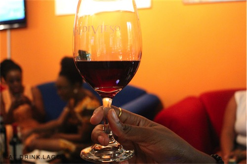 winetasting in lagos