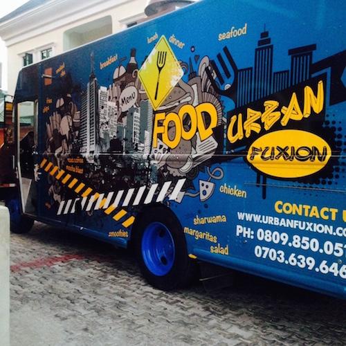 urban fuxion truck