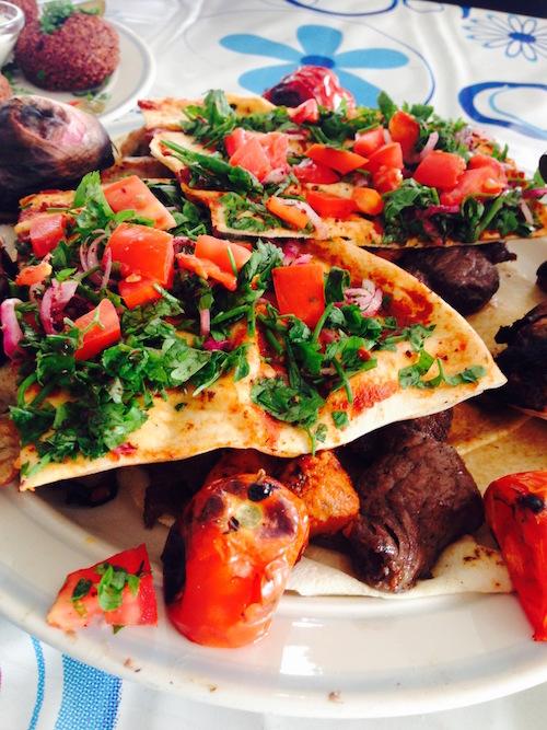 Shish Kebab & Kafta