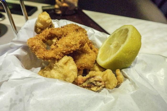 zenbah seafood platter