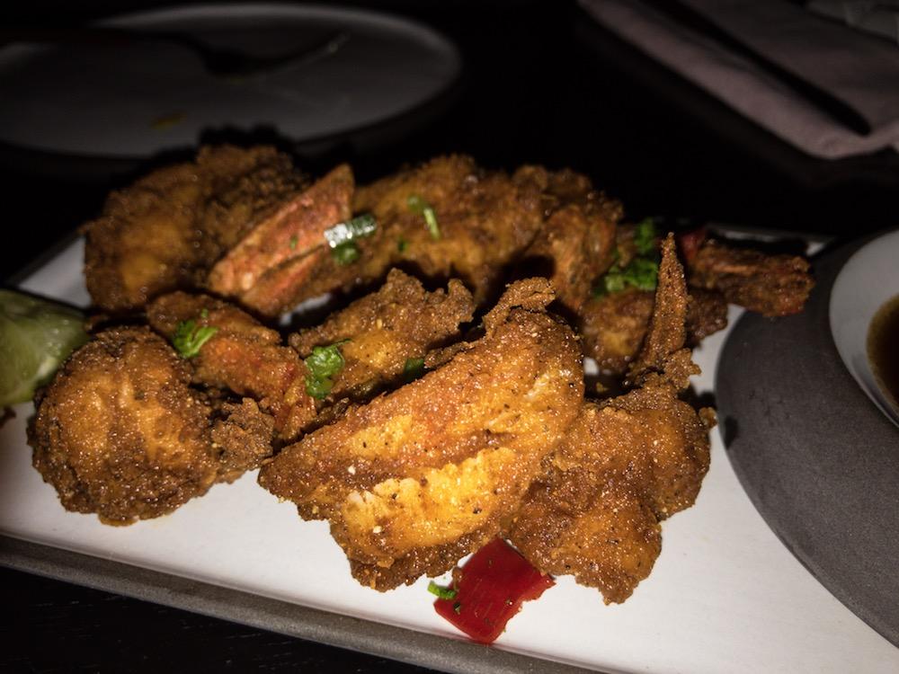 Salt & Yaji Shrimp