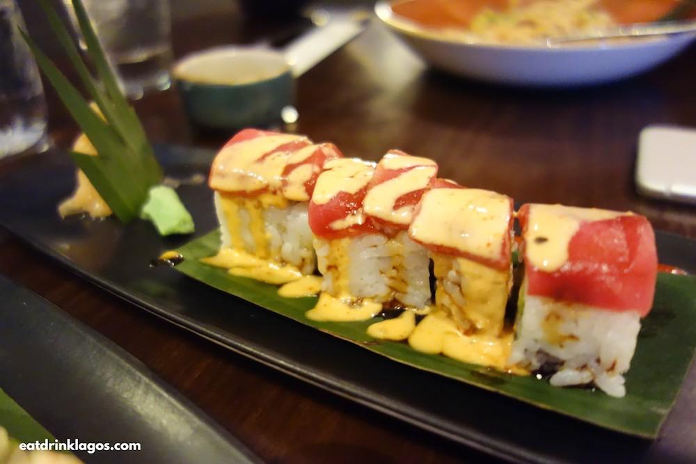 Red Dragon Maki