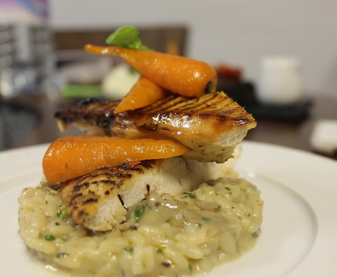 Chicken Risotto by Chef SiA