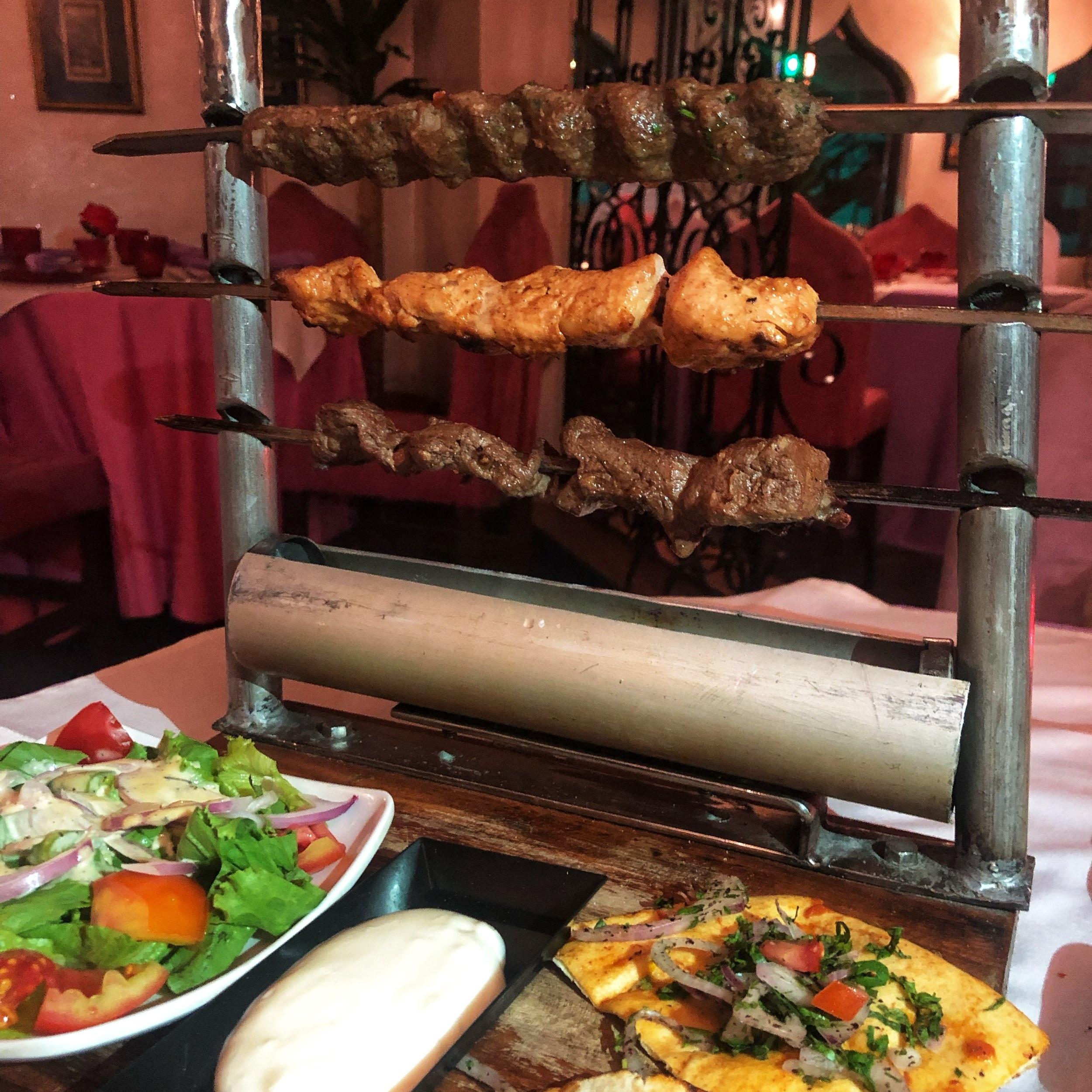 Mixed+Grill+at+Arabesque