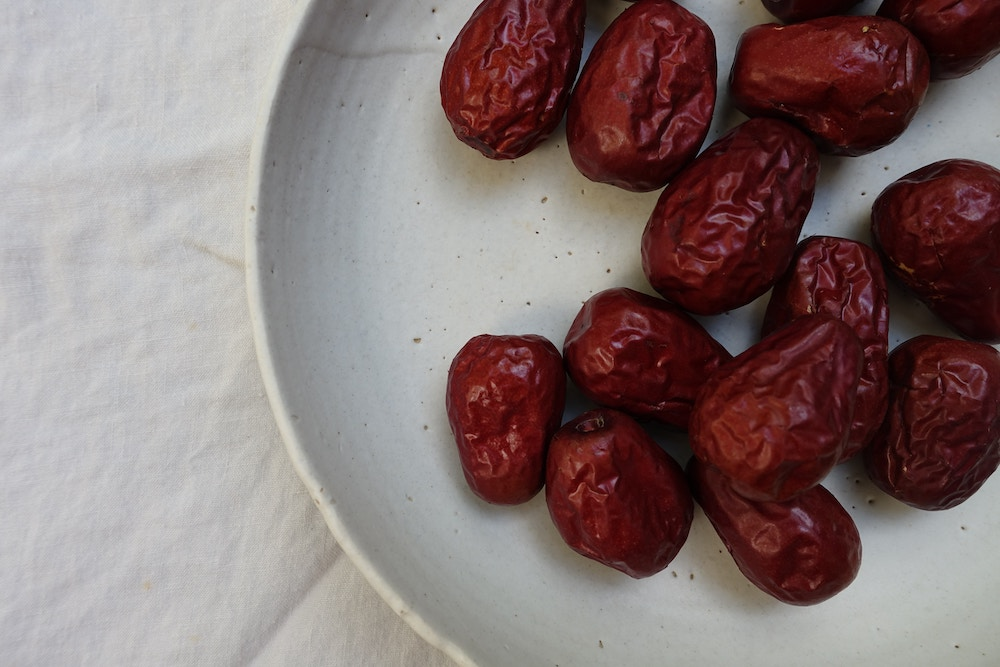 Dates. Photo by  Mona Mok  on  Unsplash
