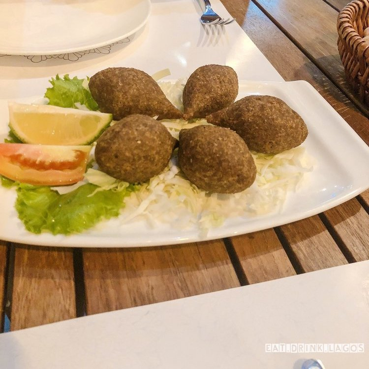 Kibbeh from  Salma's