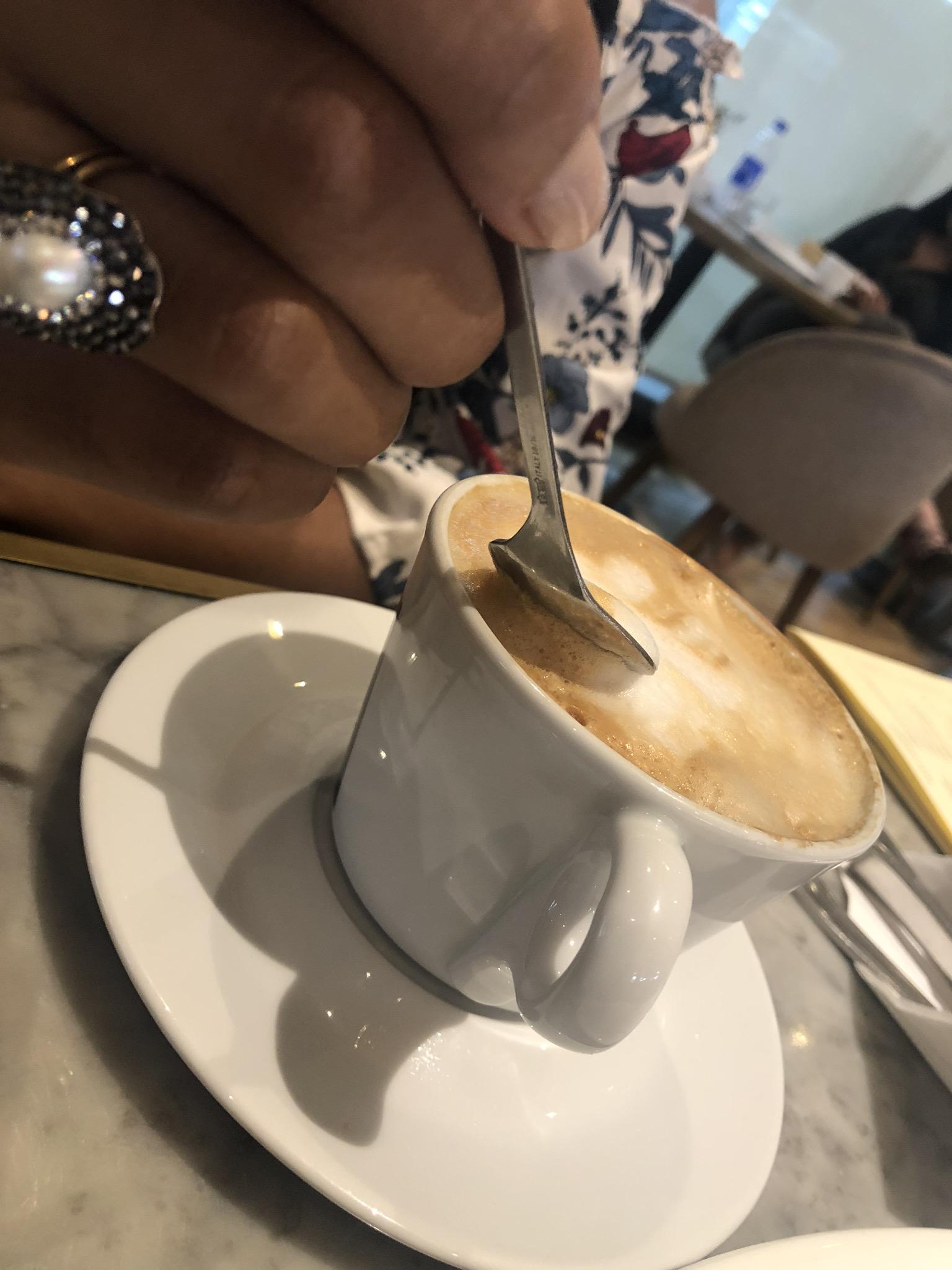 Vegan Cafe Frappe