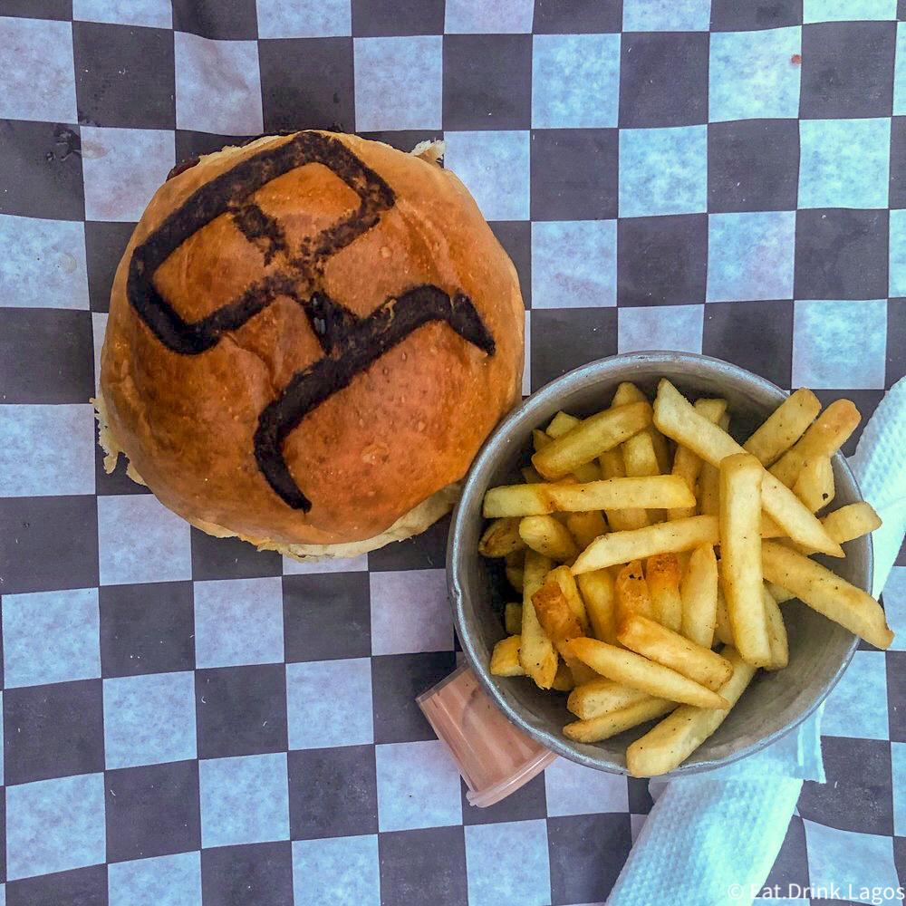 BBQ & Cravings Yolo Burger