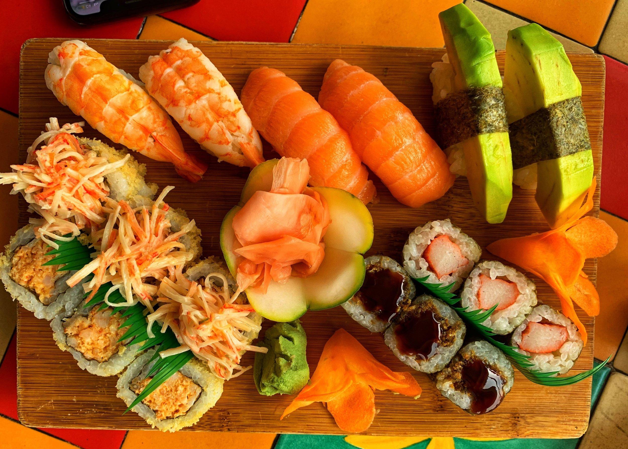 Fuji Sushi Platter