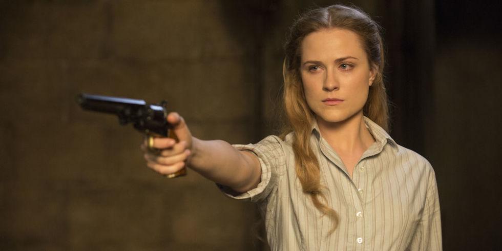 Evan Rachel Woods as Delores  (Image property of HBO)
