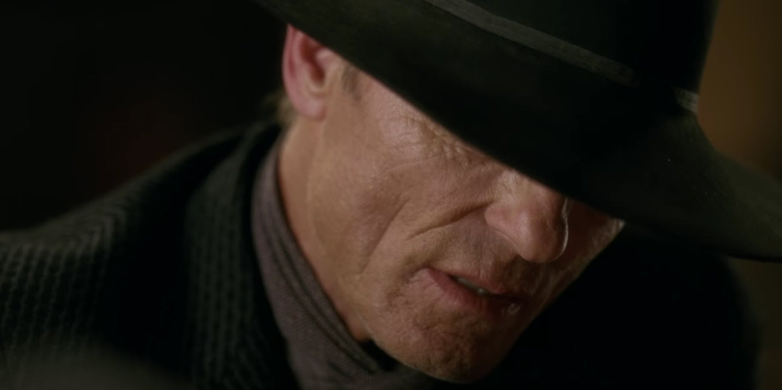 Ed Harris as The Man in Black  (Image Property of HBO)