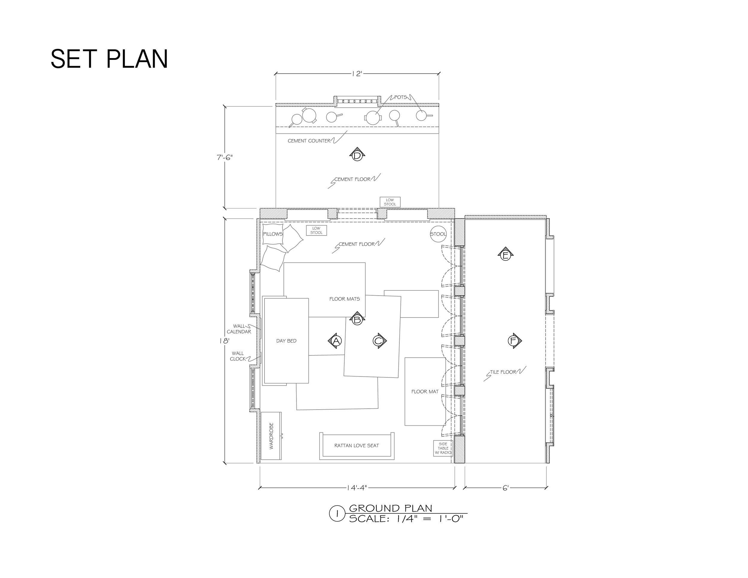 India House Floor Plan