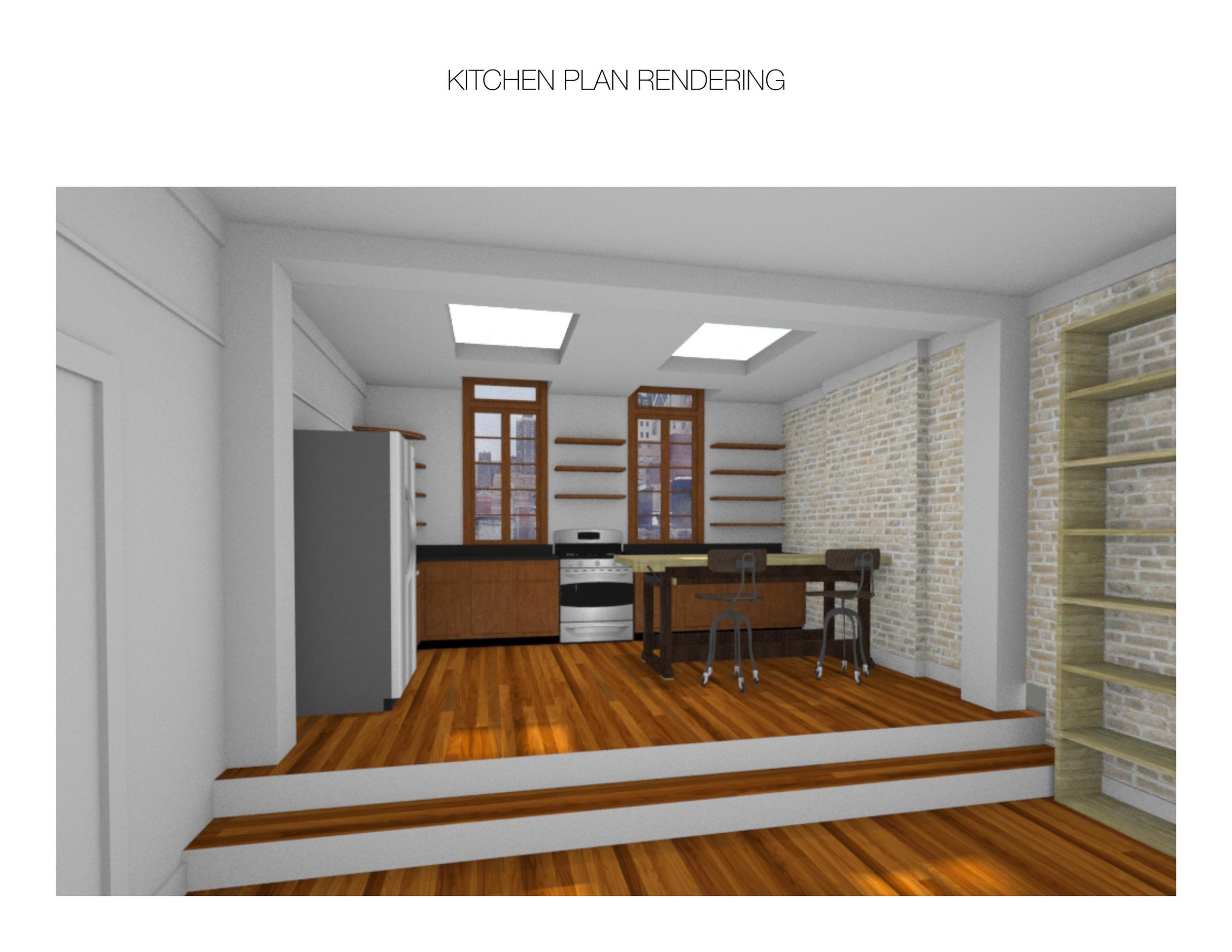 Dev's Apartment Rendering