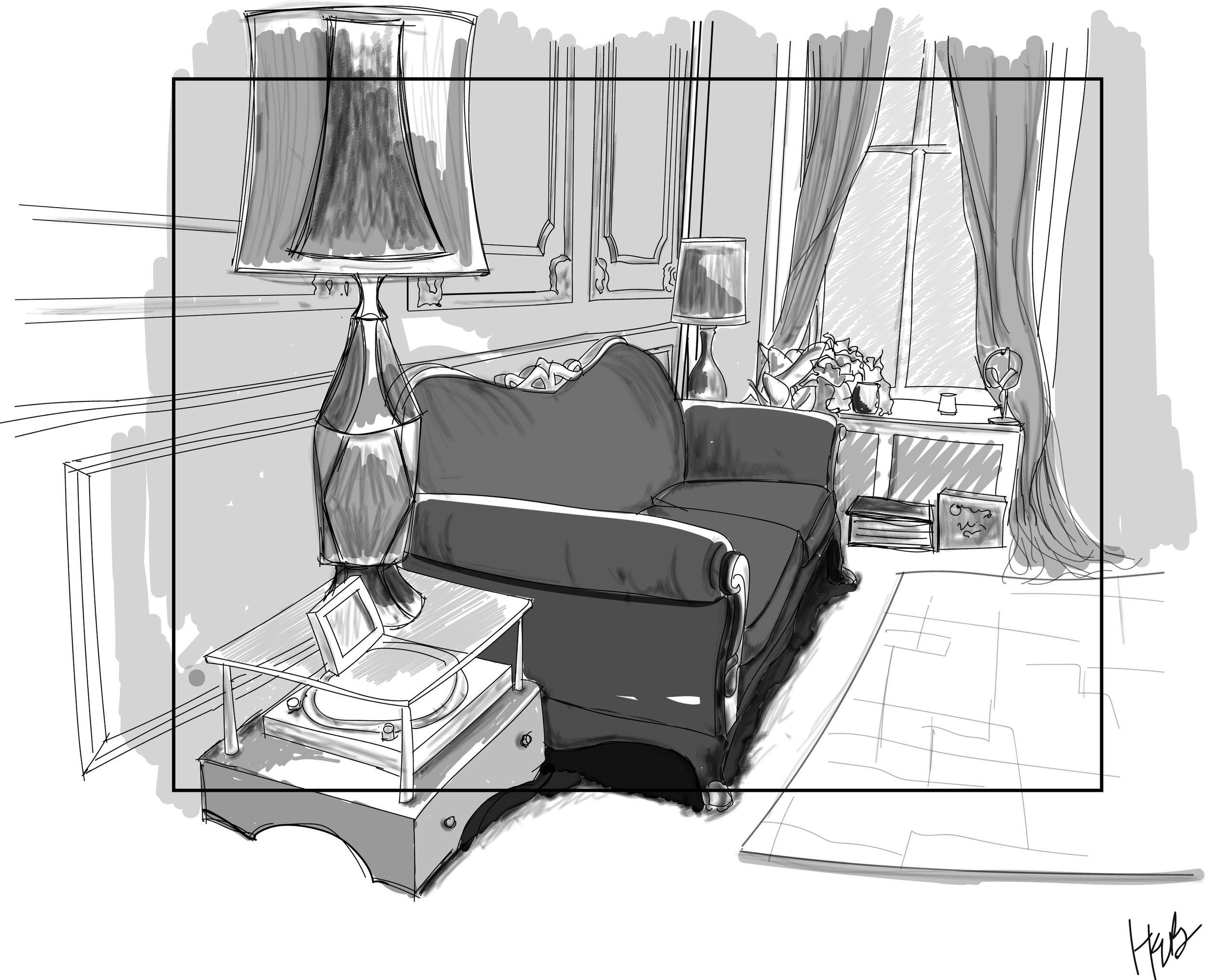 Bianca's Apartment Inspiration