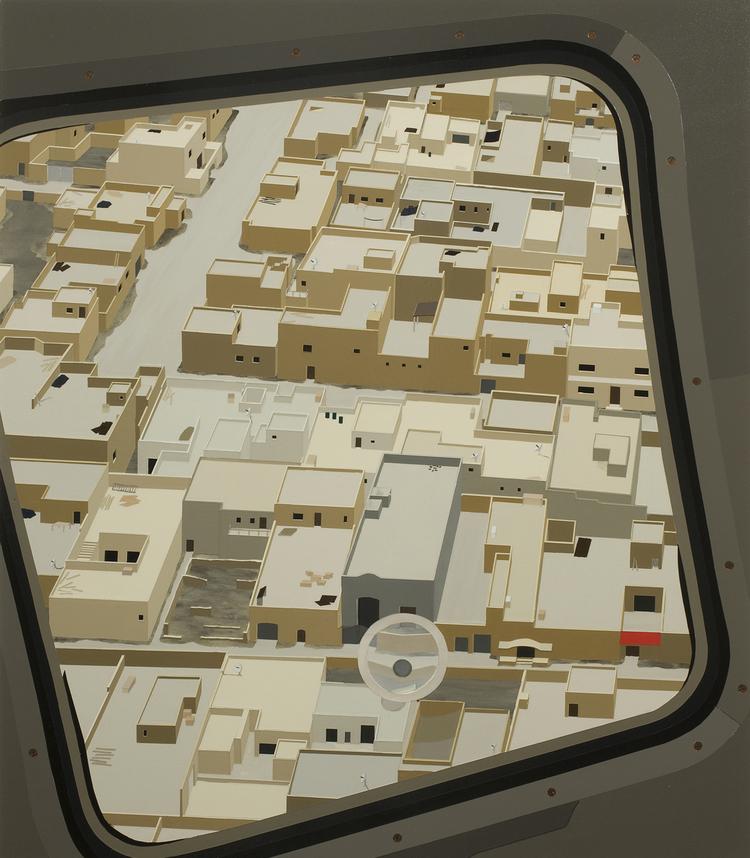 Obama's Visit to Baghdad, 2008.