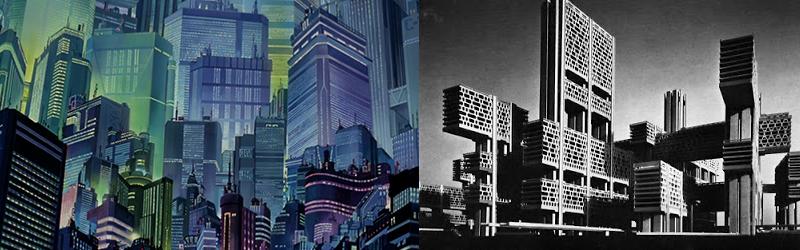Kenzo Tange – Renewal of Tsukiji District (1963)