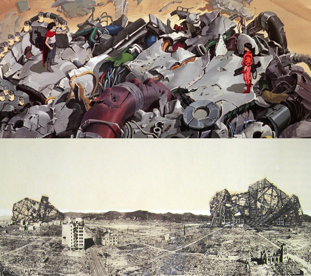 Arata Isozaki – Re-Ruined Hiroshima (1968)