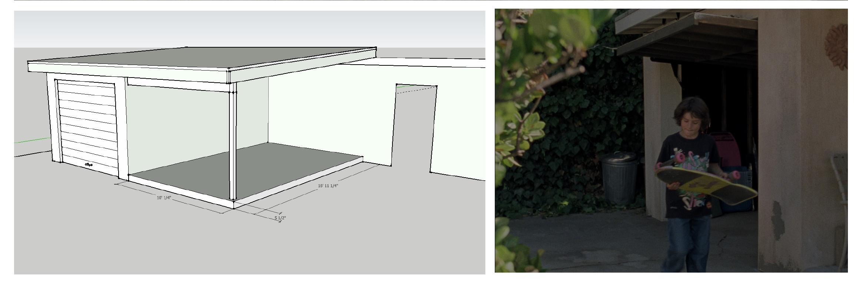 STEVIE'S RESIDENCE - PHOTOS & 3D MODEL