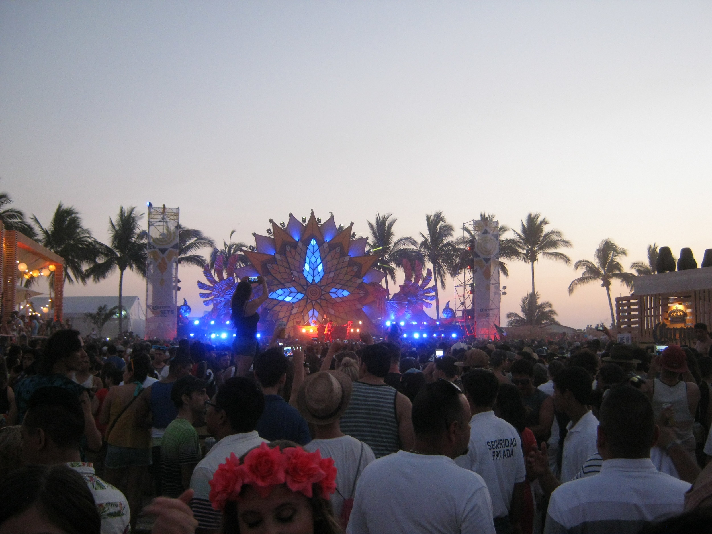 Corona Sunsets Festival Puerto Vallarta