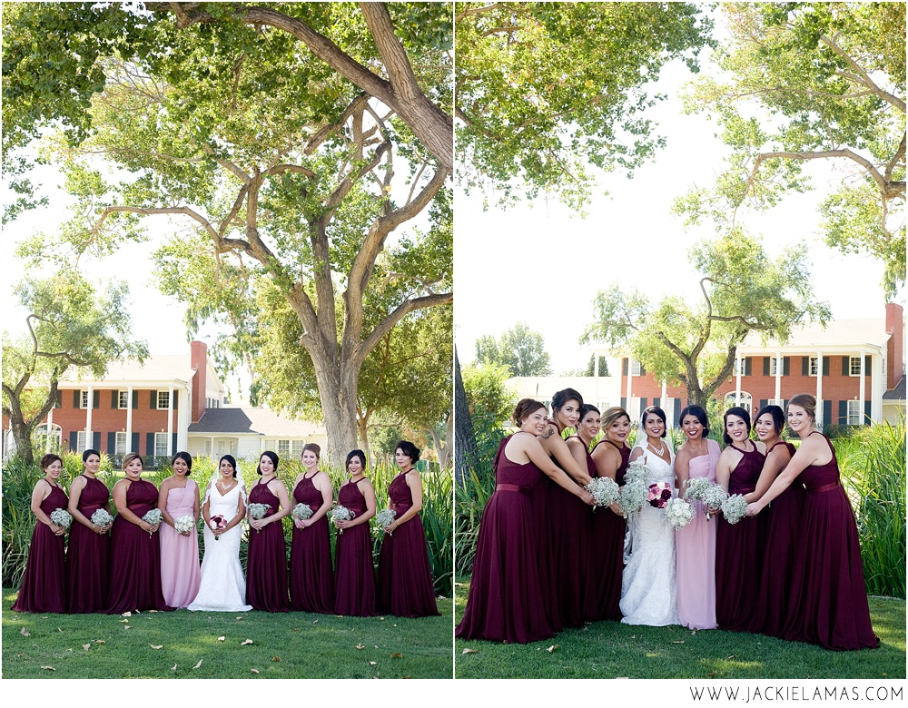 winebridesmaidsdresses