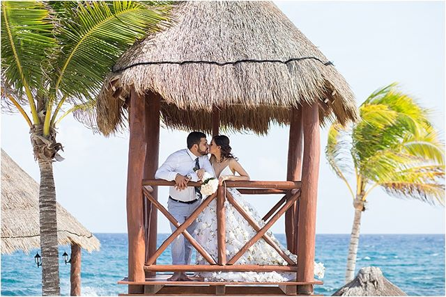 #tbt to this gorgeous #destinationwedding in the #RivieraMaya!
