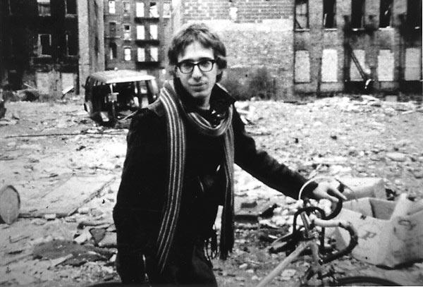 John Zorn in Henry Hills' MONEY (1985)