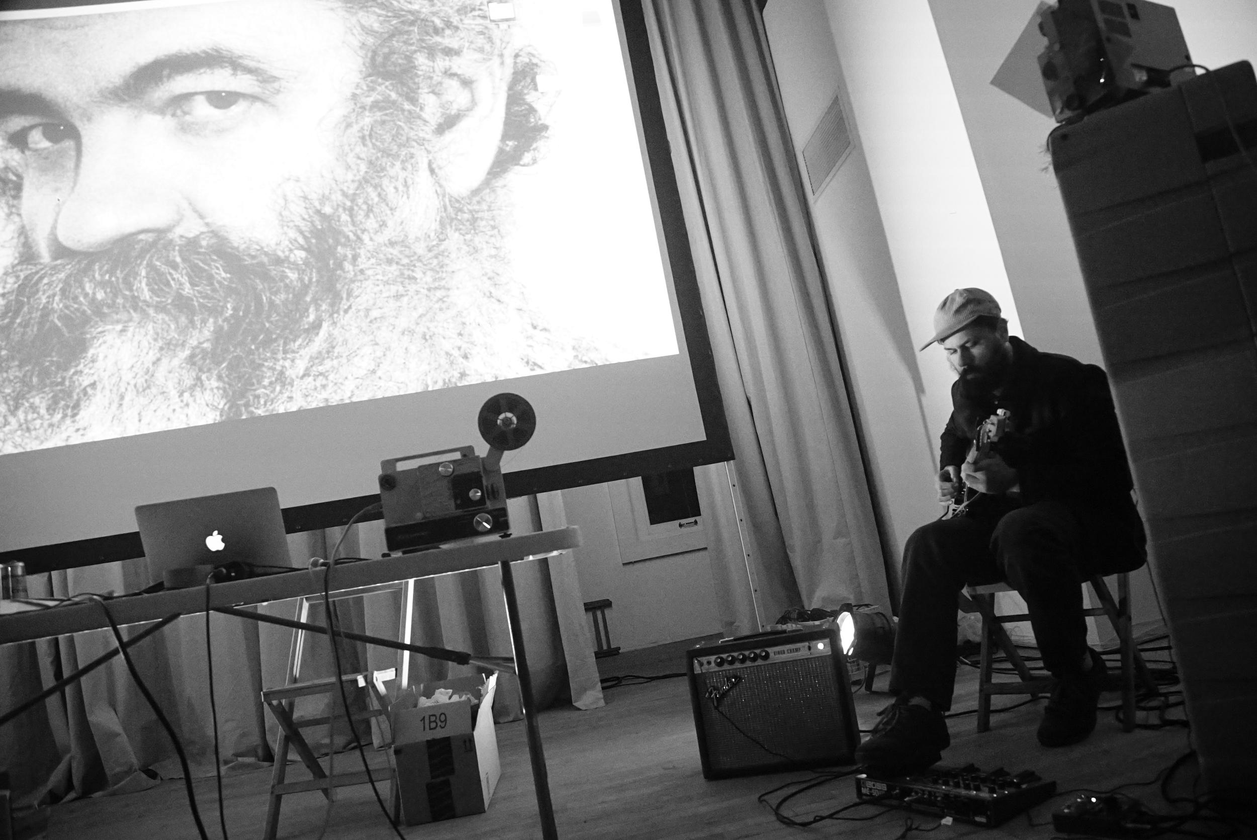 Performance photos by Bradley Buerhing