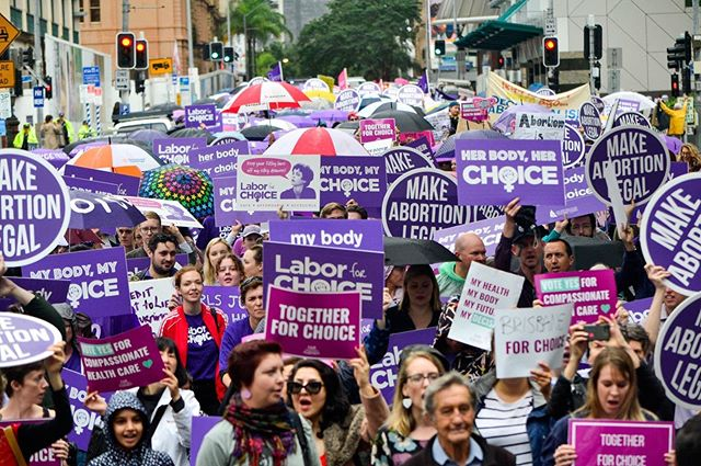 Did you know, if you seek an abortion in NSW it isn't decriminalised?  We all deserve the dignity of having control over decisions about our body, health and future. Yet laws from the 1900s deny NSW residents that right - and compound the distress, delays and financial burden faced by those who need to end a pregnancy.  Right now, there's an opportunity to change that. MPs will head into parliament tomorrow, debate and cast a personal 'conscience vote' on legislation that would provide safe, legal and compassionate access to abortion care. That means convincing every single wavering and undecided MP they have community support to vote yes is critical.  If you support this there are two really easy things you can do: •Head to the link in our bio to find out where your MP stands on this and send them a message in support of change •Join us tomorrow at 8am outside NSW parliament to make sure MPs are met with a huge show of public support  Yours eternally in feminism,  The Bravery