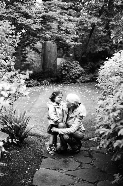grandma family photos exhibition by Portland photographer Linnea Osterberg