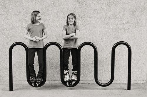 family portraits exhibition by Portland photographer Linnea Osterberg