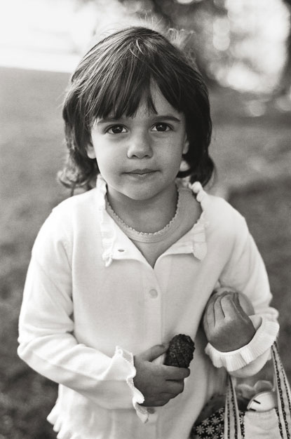 young boy portrait by Portland photographer Linnea Osterberg