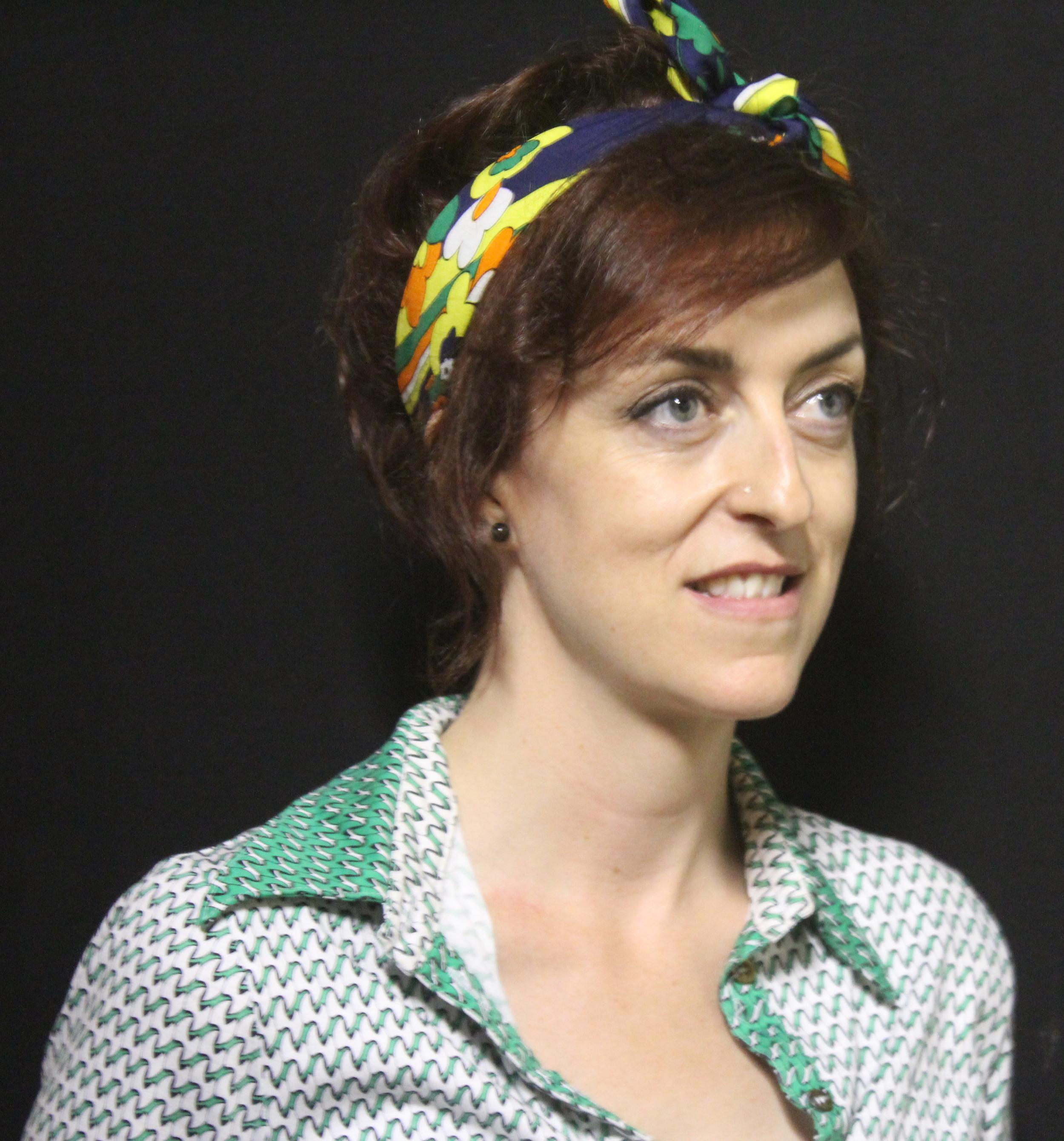 President - Claire Wynne