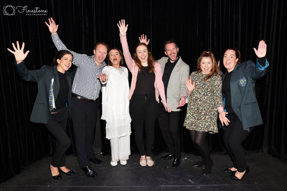 Mary Lambert R.I.P.  - Marloo Theatre One Act Festival- Best Local Script - Siobhan Wright- Best Director - Denice Byrne- Excellence in Acting - Fergal Benson- Commitment to Character - Eimear Baylor- Best Production -