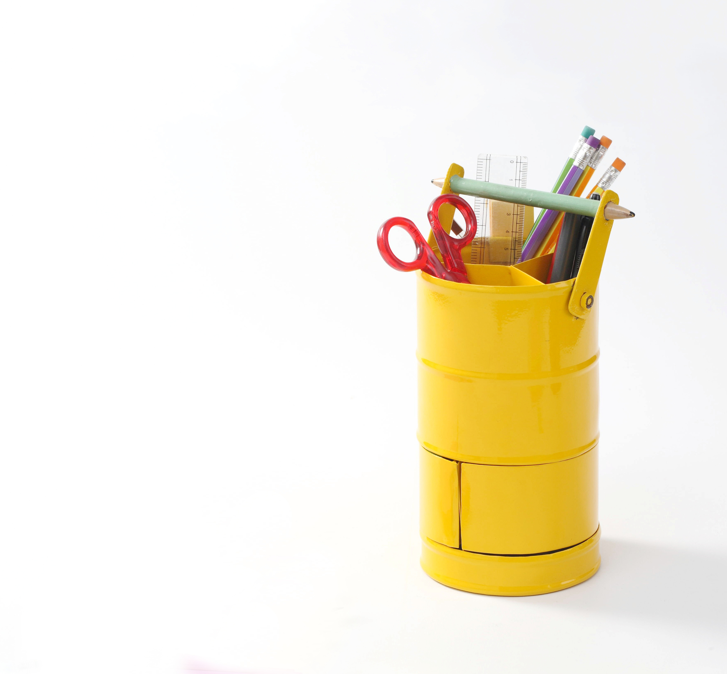 A sunny stackable to brighten up the desktop landscape with fun