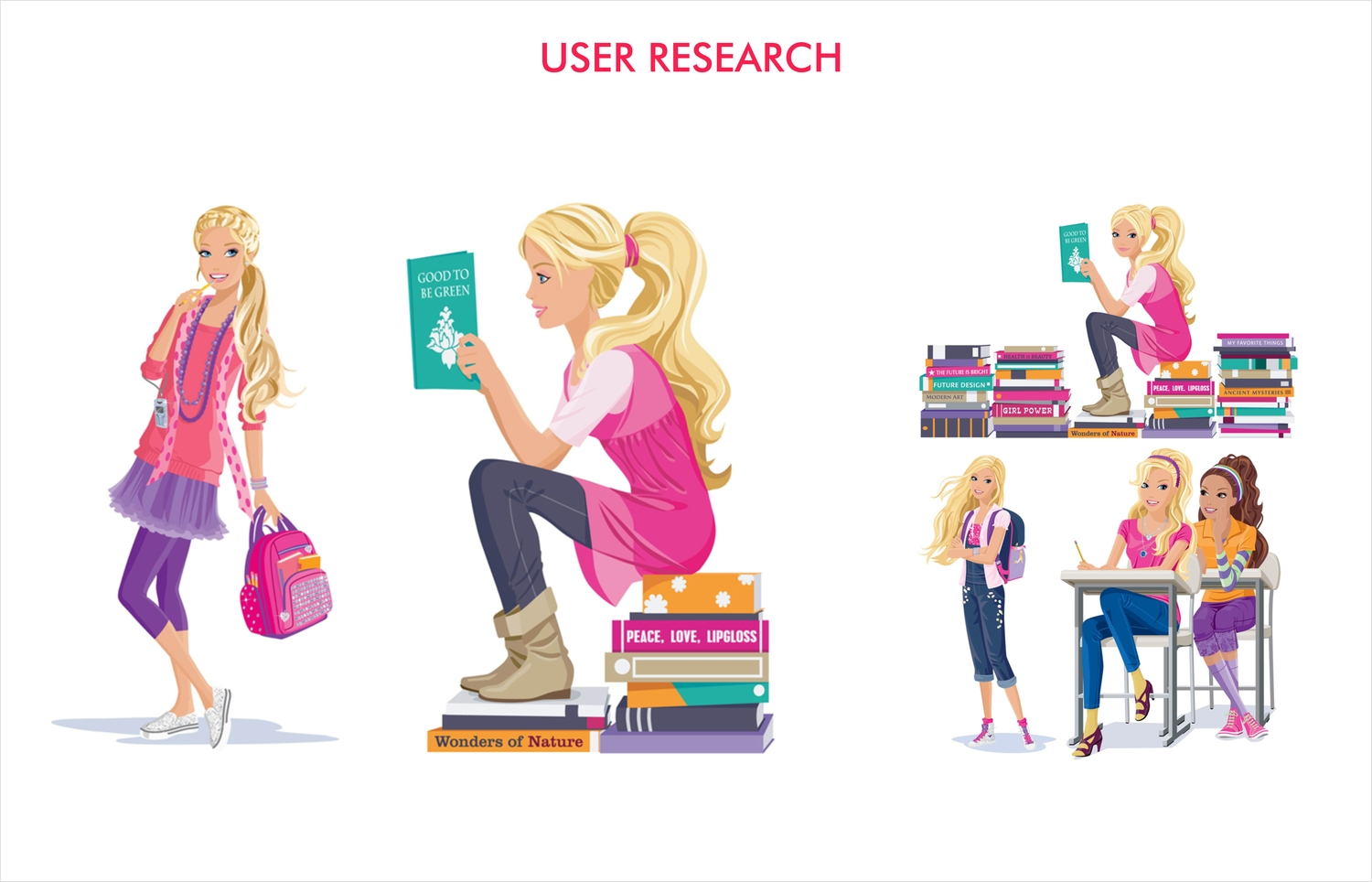 Secondary User Research