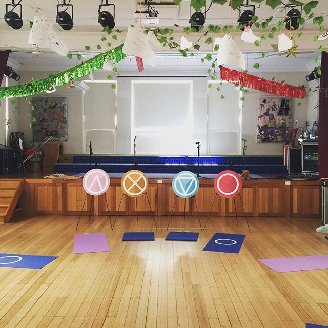 Great day of Yoganauts. The students showed so much of their effort powers in each class. #healthykids #healthyoutcomes #effort #mightybreathing #australianschools #yoganauts