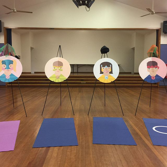 Another great day for all the students involved. Super balance and mighty breath push-ups were our goal for each session. #healthykids #healthyoutcomes #yoganauts #breathe