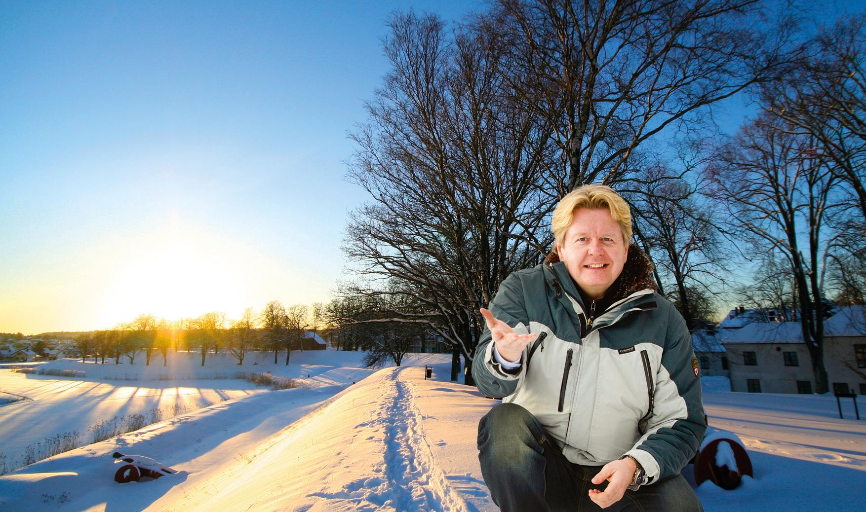Roy Østen Henriksen, daglig leder hos Fredrikstad EnergiSalg