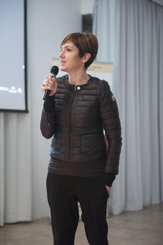 MARIANNA CARDONE - PRESIDENTE ASS. LE DONNE DEL VINO