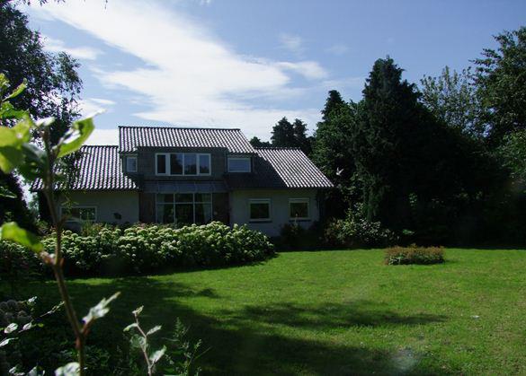 Aanbouw en dakkapel