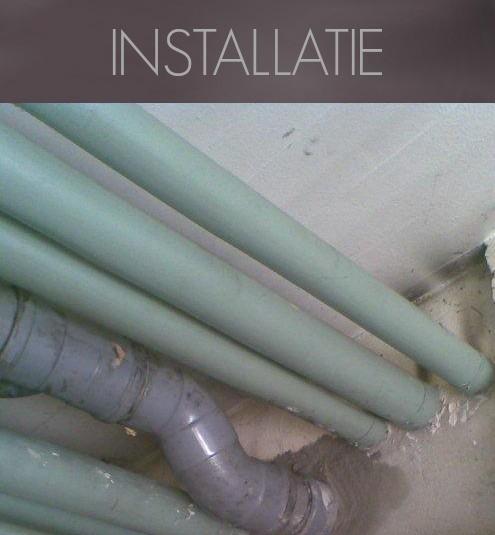 meer installatie