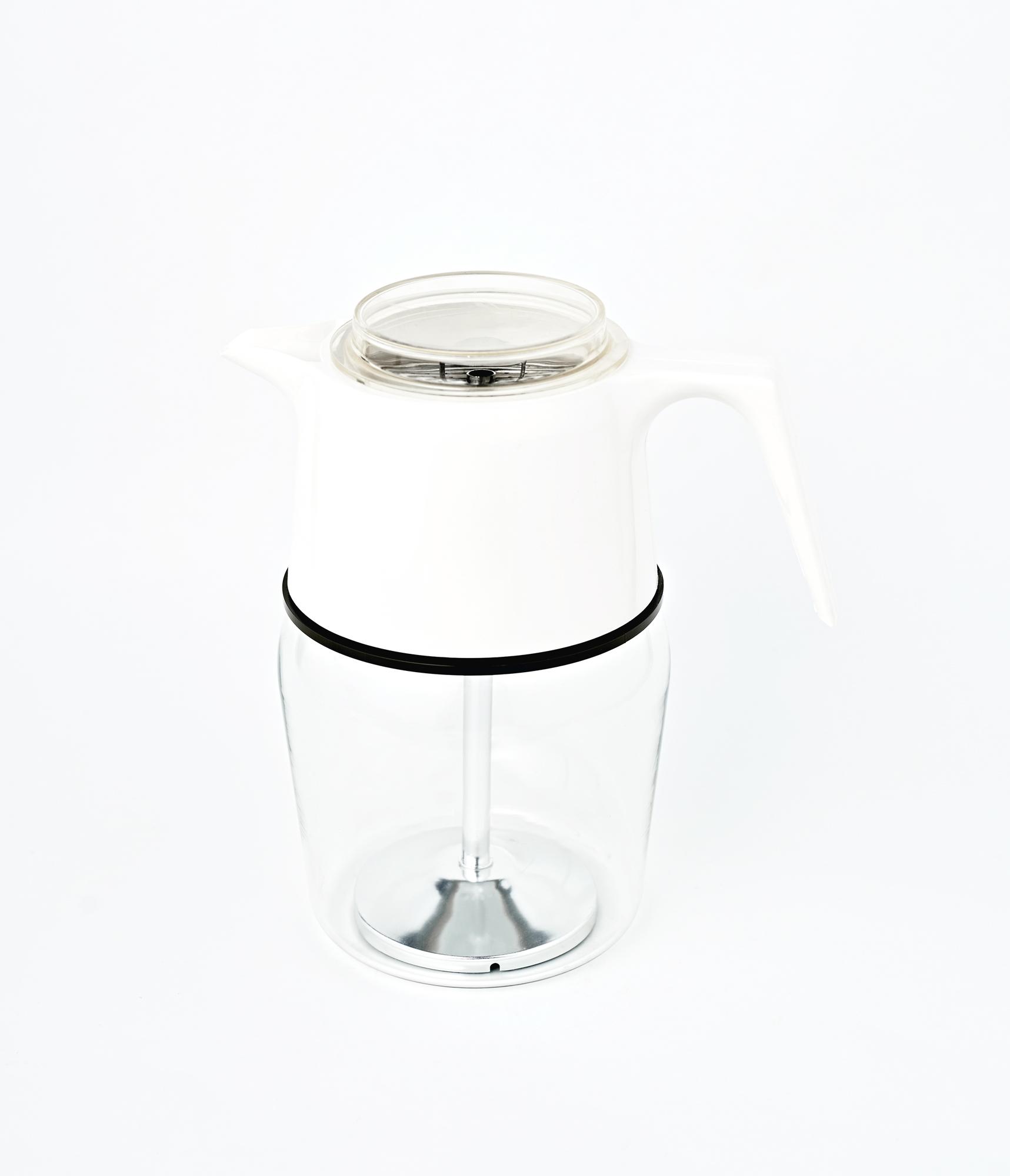 Vintage Pyrex Coffee Pot