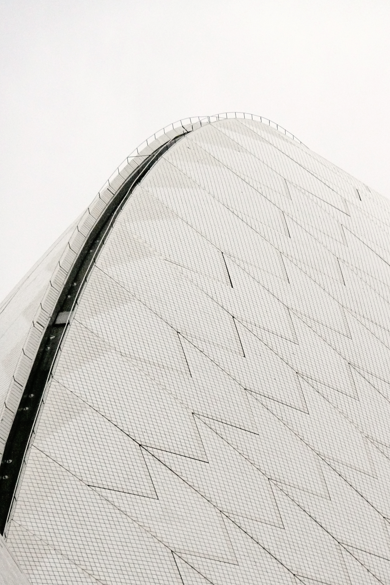 Opera House Abstract