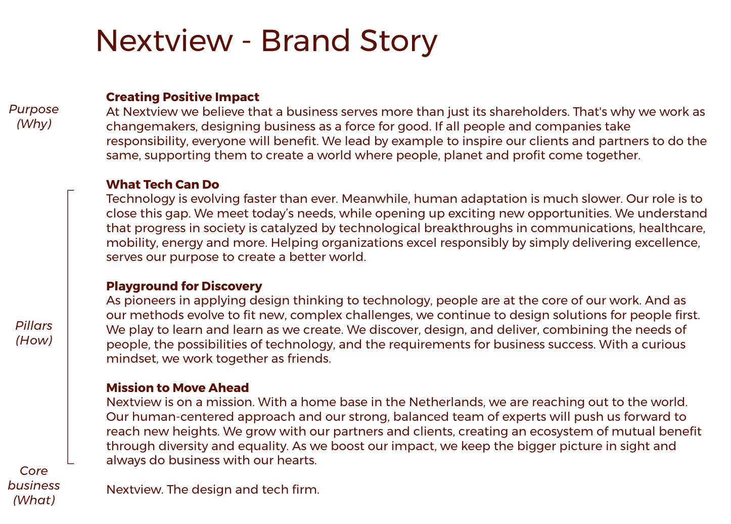 Download Nextview Brand Story -